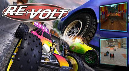 بازی  Re_Volt